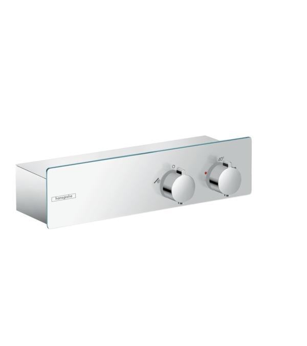 Термостат hansgrohe ShowerTablet 350 для душа, хром 13102000 смеситель для душа hansgrohe showertablet 13102000 с термостатом хром