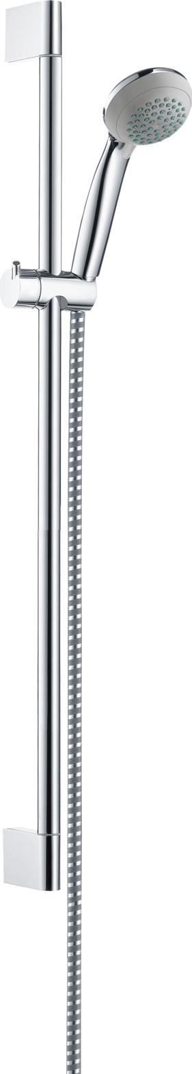 Душевой набор hansgrohe Crometta 85 Vario Unica Crometta 27763000 душевой набор гарнитур hansgrohe crometta 85 vario unica crometta 27763000 хром