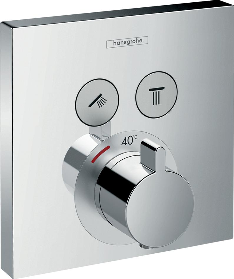 Термостат hansgrohe ShowerSelect для душа 15763000