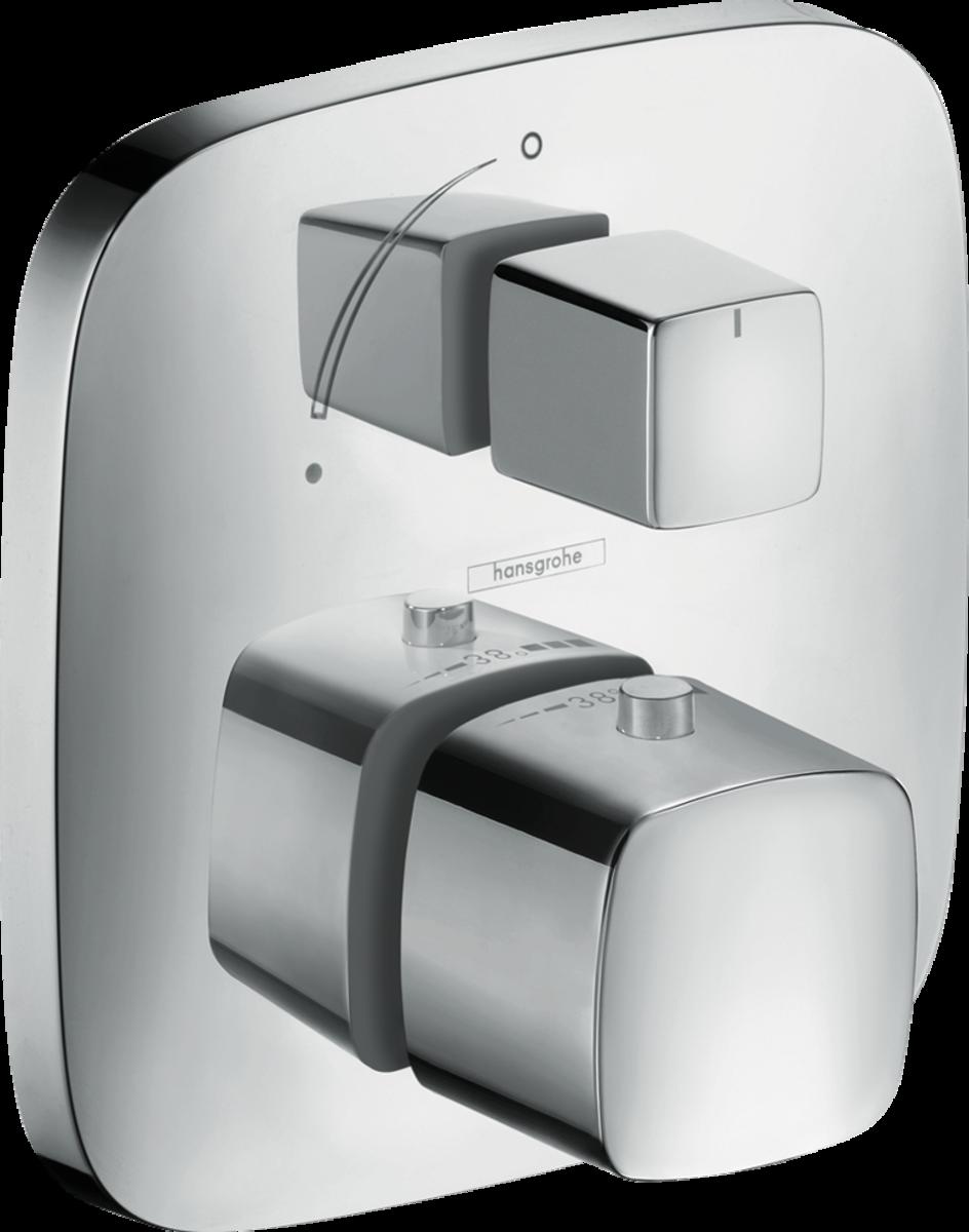 Термостат hansgrohe PuraVida для ванны 15775000