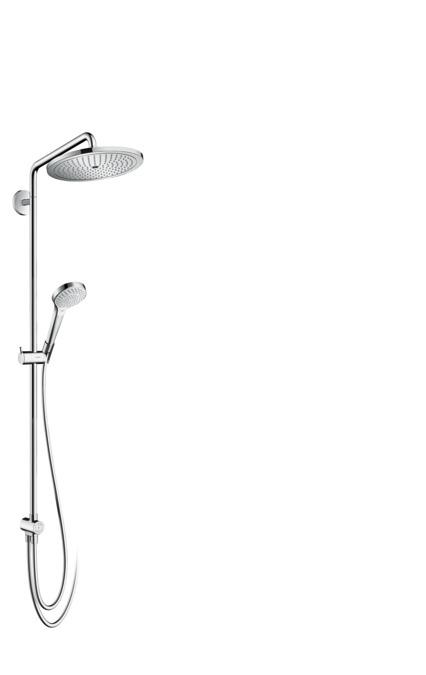 Душевая система hansgrohe Croma Select S Showerpipe 280 1jet Reno 26793000