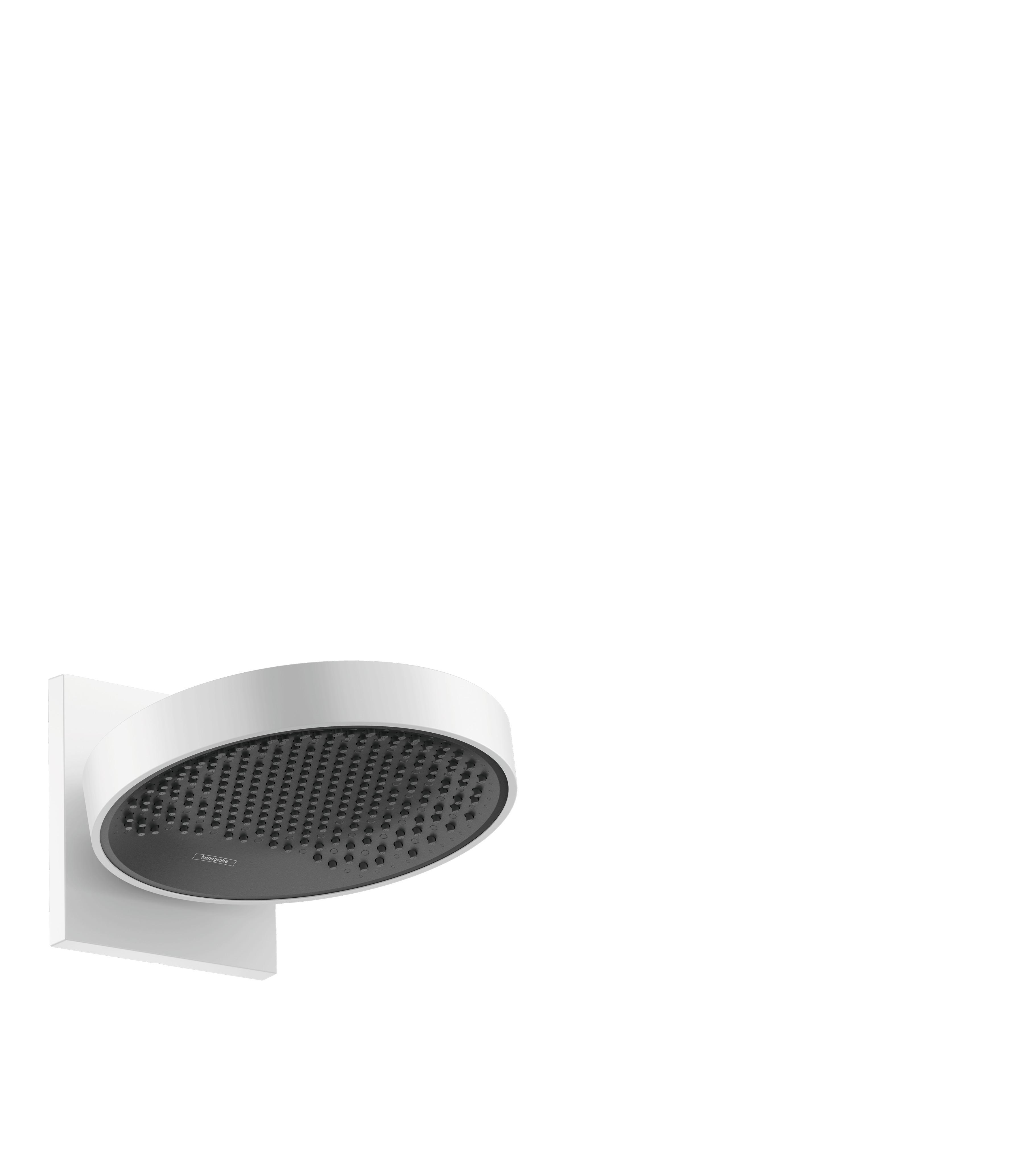 Верхний душ hansgrohe Rainfinity 250 1jet EcoSmart 9 л/мин с настенным разъемом 26227700 верхний душ hansgrohe rainfinity 250 1jet 26226700