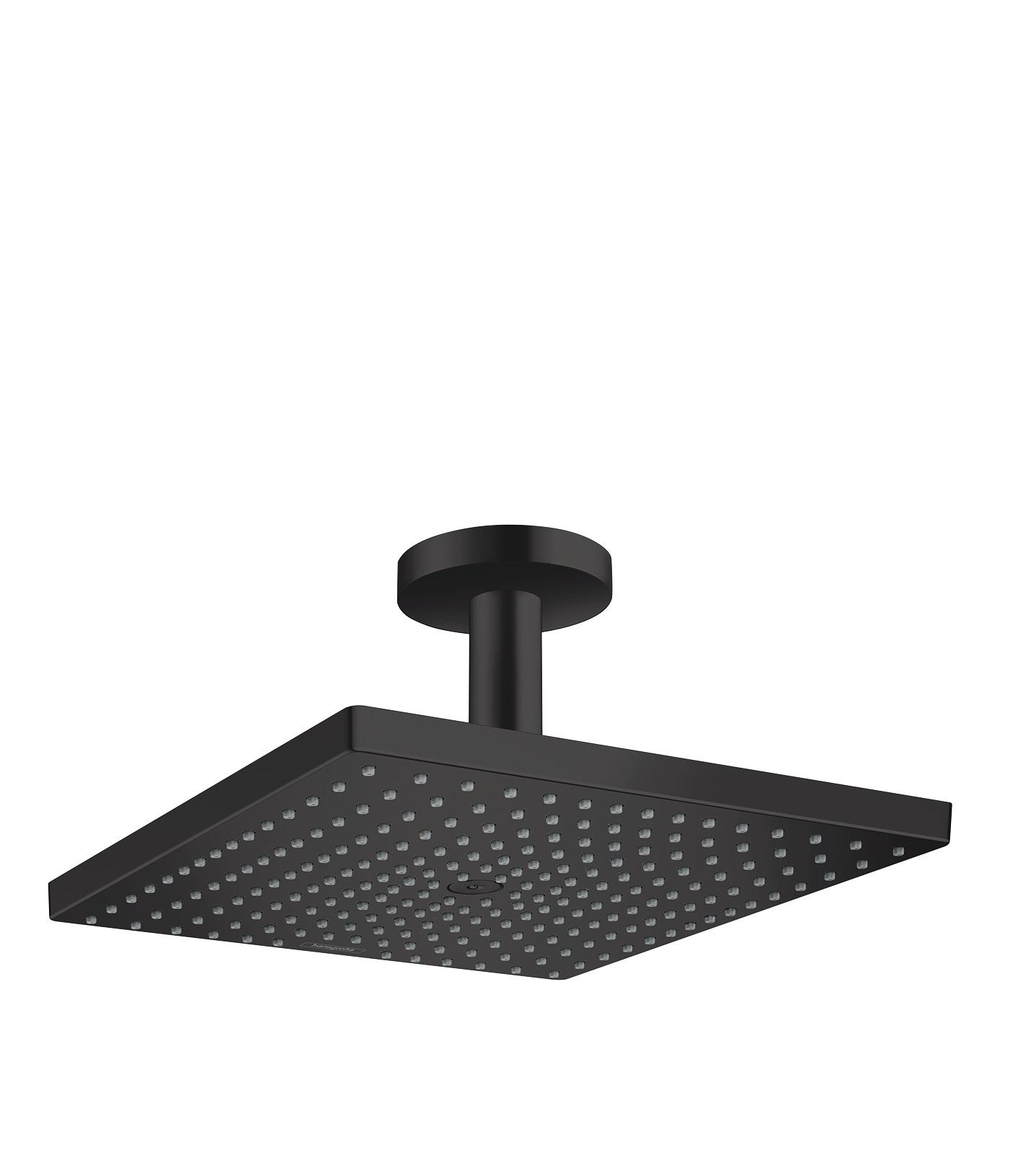 Верхний душ hansgrohe Raindance E 300 1jet с потолочным подсоединением 26250670 верхний душ hansgrohe 27384000