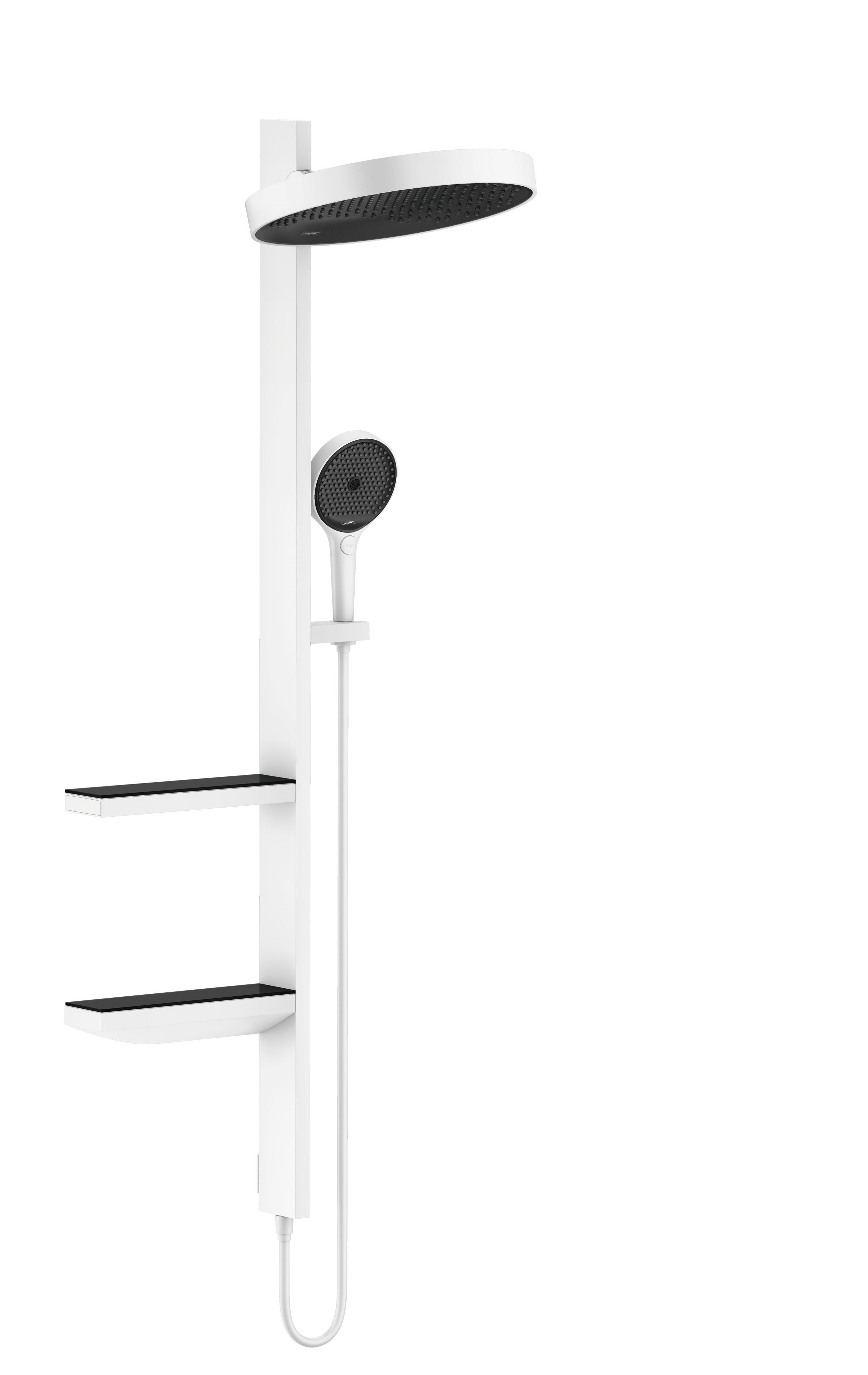 Душевая система hansgrohe Rainfinity Showerpipe 360 1jet 26842700