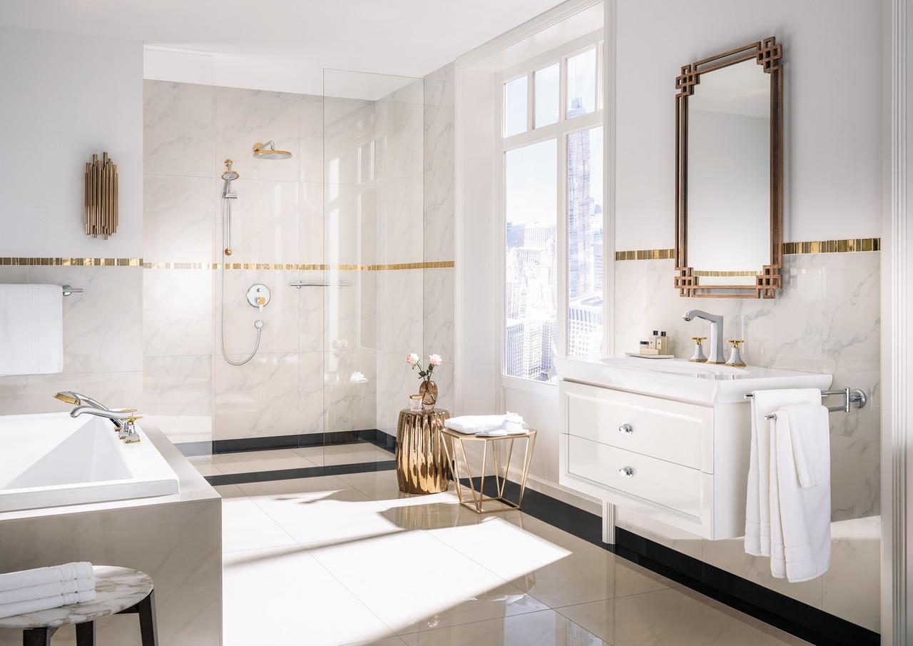 Фото - Смеситель hansgrohe Metropol Classic на борт ванны 31449000 смеситель для ванны hansgrohe metropol classic 31340090