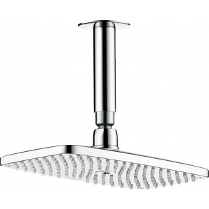 Верхний душ hansgrohe Raindance E 250 AIR 1jet потолочный, хром 27380000