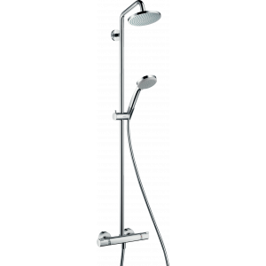 Душевая система hansgrohe Croma 160 Showerpipe с термостатом 27135000