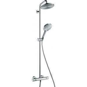 Душевая система hansgrohe Raindance Select S 240 Showerpipe с термостатом 27116000