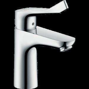 Смеситель hansgrohe Focus для раковины без сливного набора, с длинной рукояткой, CoolStart 31917000