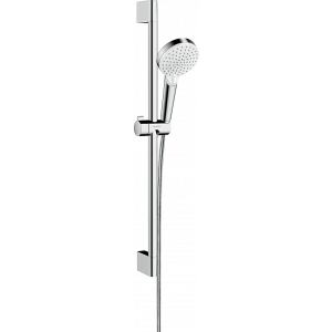 Душевой набор hansgrohe Crometta Vario 65, белый/хром 26532400