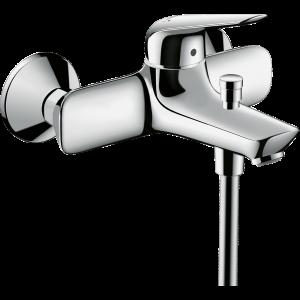 Смеситель hansgrohe Novus для ванны однорычажный, хром 71040000