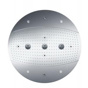 Верхний душ hansgrohe Raindance Rainmaker Air 3jet 600 с подсветкой, хром 26117000