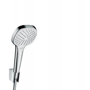 Душевой набор hansgrohe Croma Select E Vario с держателем и шлангом 125 см 26425400
