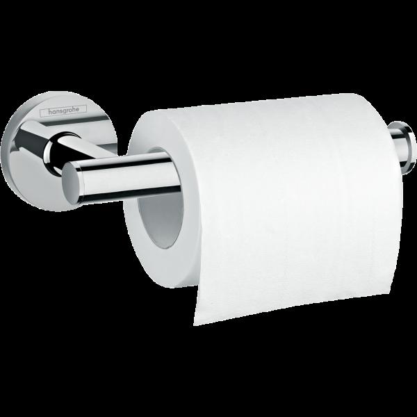 Держатель рулона туалетной бумаги без крышки Hansgrohe Logis Universal 41726000