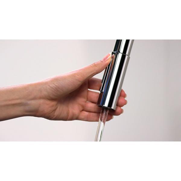 Смеситель hansgrohe Focus для кухонной мойки с выдвижным душем, хром 31815000
