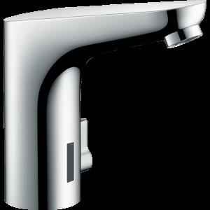 Смеситель hansgrohe Focus для раковины электронный с регулировкой температуры, хром 31171000