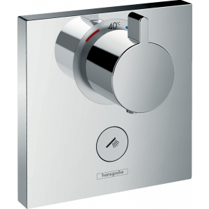 Термостат hansgrohe ShowerSelect Highfow для душа 15761000, хром