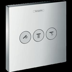 Переключатель потоков hansgrohe ShowerSelect для душа 15764000, хром
