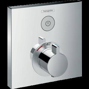 Термостат hansgrohe ShowerSelect для душа 15762000, хром
