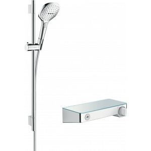 Душевой набор hansgrohe ShowerTablet Select 300/Raindance Select E 120 3jet/Combi 27026400
