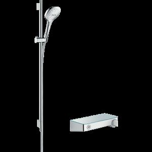 Душевой набор hansgrohe ShowerTablet Select 300/Raindance Select E 120 3jet/Combi 27027400
