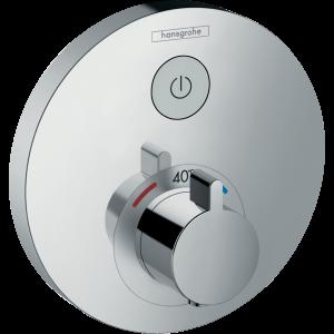 Термостат hansgrohe ShowerSelect S для душа 15744000, хром