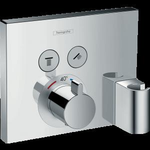 Термостат hansgrohe ShowerSelect для душа 15765000, хром