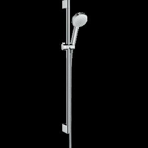 Душевой набор hansgrohe Crometta 100 Vario 90, белый/хром 26657400