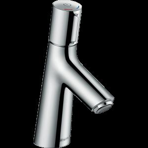 Смеситель hansgrohe Talis Select S для раковины со сливным гарнитуром, хром 72040000