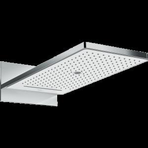 Верхний душ hansgrohe Rainmaker Select 580 3jet EcoSmart 24011400, белый/хром