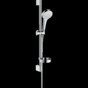 Душевой набор hansgrohe Croma Select S Vario и мыльницей Casetta  26566400