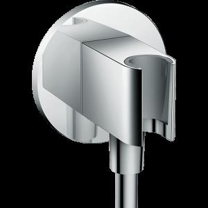 Шланговое подсоединение с держателем для душа hansgrohe Fixfit Porter S 26487000