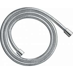 Душевой шланг hansgrohe Comfortflex с защитой от перекручивания 200 см. 28169000, хром