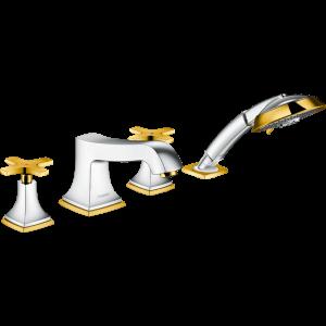 Смеситель hansgrohe Metropol Classic на борт ванны 31449090