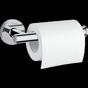Держатель рулона туалетной бумаги без крышки Hansgrohe Logis Universal 41726000, хром