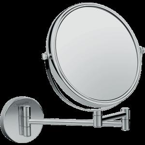 Косметическое зеркало Hansgrohe Logis Universal, трехкратное увеличение, 73561000 хром