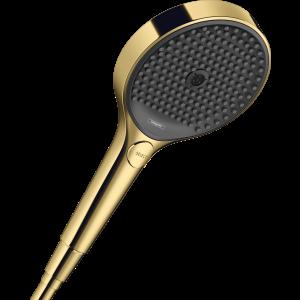 Ручной душ Hansgrohe Rainfinity 130 3jet 26864990, полированное золото