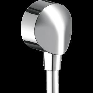 Шланговое подсоединение hansgrohe Fixfit E без клапана обратного тока воды 27454000
