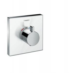 Термостат hansgrohe ShowerSelect Highflow для душа 15734400, белый/хром