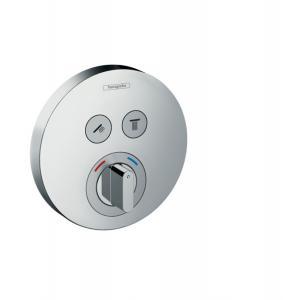 Термостат hansgrohe ShowerSelect S для душа и ванны 15748000, хром