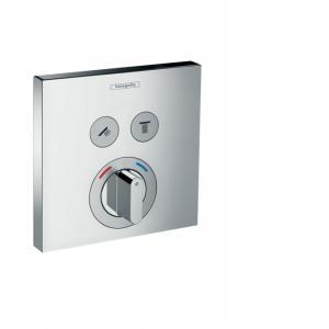 Смеситель hansgrohe ShowerSelect S для 2 потребителей 15768000