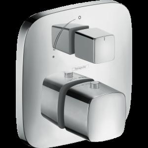 Термостат hansgrohe PuraVida для ванны 15775000, хром