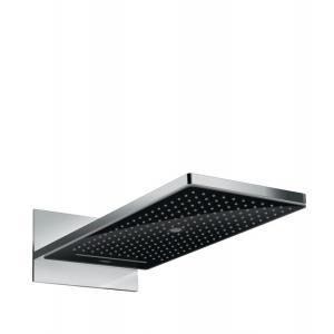 Верхний душ hansgrohe Rainmaker Select 580 3jet 24001600, черный/хром