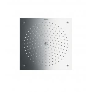 Верхний душ 24х24 см, 1 режим струи Hansgrohe Raindance Air 26481000, хром