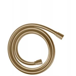 Душевой шланг hansgrohe Isiflex с защитой от перекручивания 125 см, шлиф. бронза 28272140