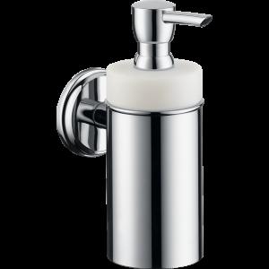 Диспенсер для жидкого мыла hansgrohe Logis Classic 41614000, хром