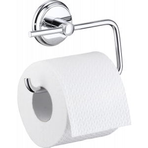 Держатель туалетной бумаги hansgrohe Logis Classic 41626000, хром