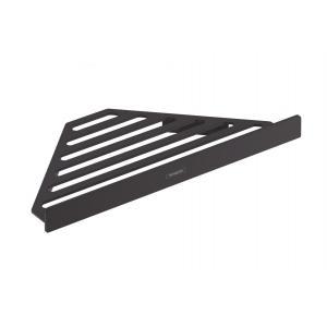 Угловая корзинка AddStoris Hansgrohe 41741670, матовый черный