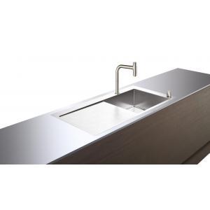 Кухонная комбинация 450 с крылом C71-F450-07 Hansgrohe 43205800, под сталь