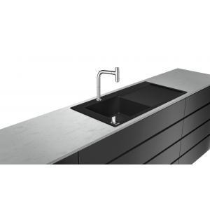 Кухонная комбинация 450 с крылом C51-F450-12 Hansgrohe 43228000, хром